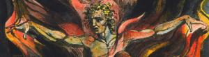 WIlliam Blake's Orc - spirit of imagination and revolution
