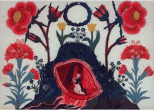 Moravian folk art