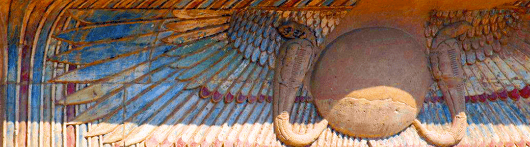 Blake's Annihilation by the Eye of Ra: On Snakes, Seraphim and the SolarYHWH
