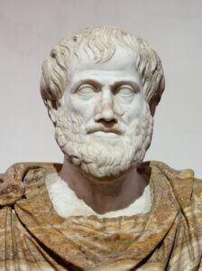Denying Aristotle wrote about art undermines any theory of art and revolution