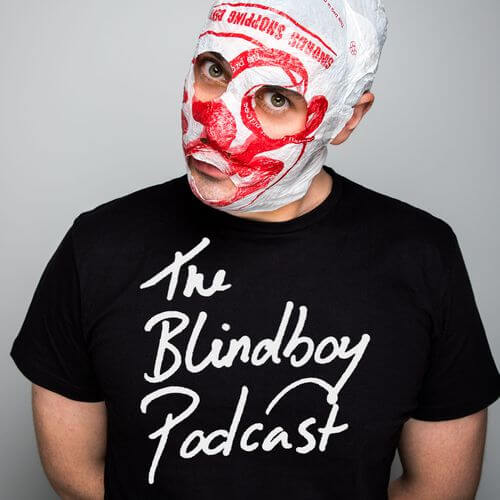 The Blindboy podcast is art